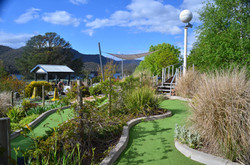 Howqua Resort High Country Mini Golf
