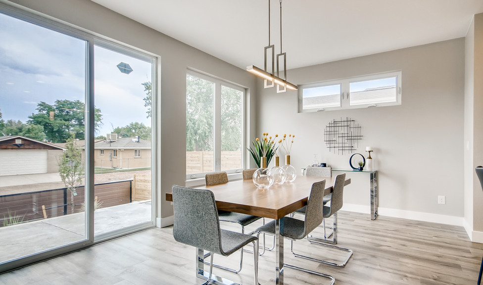 MODERN PLAN I-S | TWO-STORY WITH STUDY