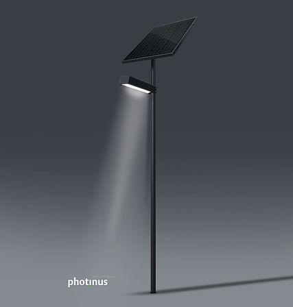 farola solar photinus