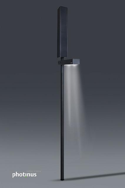 farola solar diseño