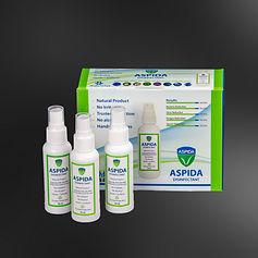 ASPIDA 50ml pump spray