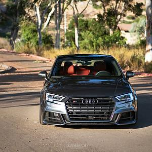 Tom's Audi S3