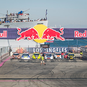 Red Bull Global Rallycross Championship Port of LA