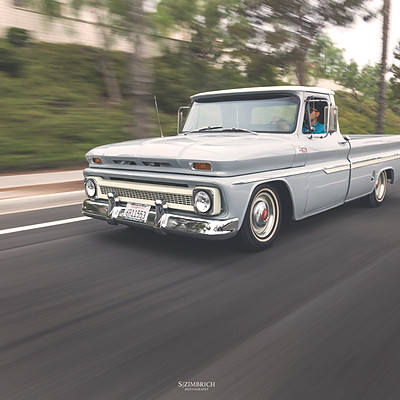 Simon's 1965 Chevy C10