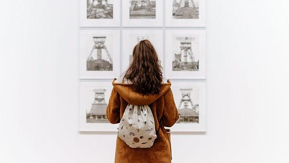 guardare l'arte