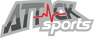 Attack Sports Logo Transparent Backgroun