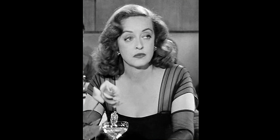 Theater Thursdays - All About Eve