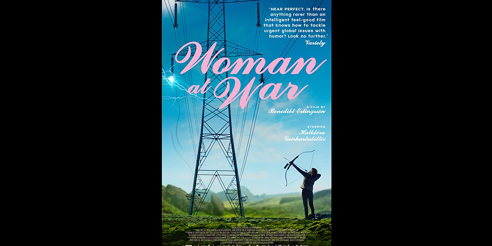 Woman at War (Iceland) - Cinema Eclectica!