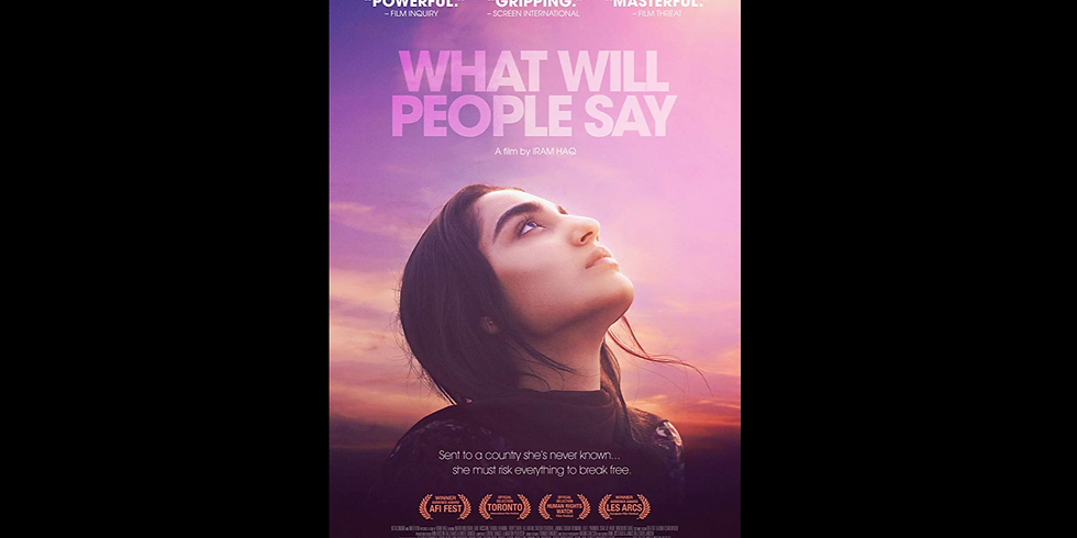 What Will People Say (Norway) - Cinema Eclectica!