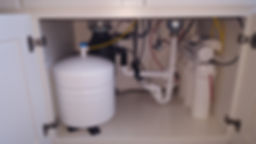 Water filter, Hard water, no more bottled water.