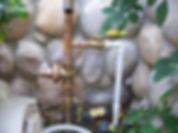 Copper pipe, pressure regulator