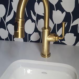 Newport brass faucet