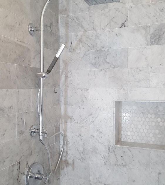 Kohler shower installation