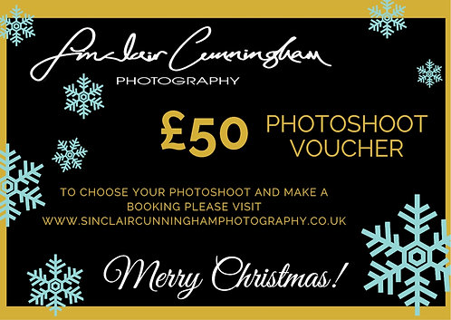 £50 Christmas Gift Voucher