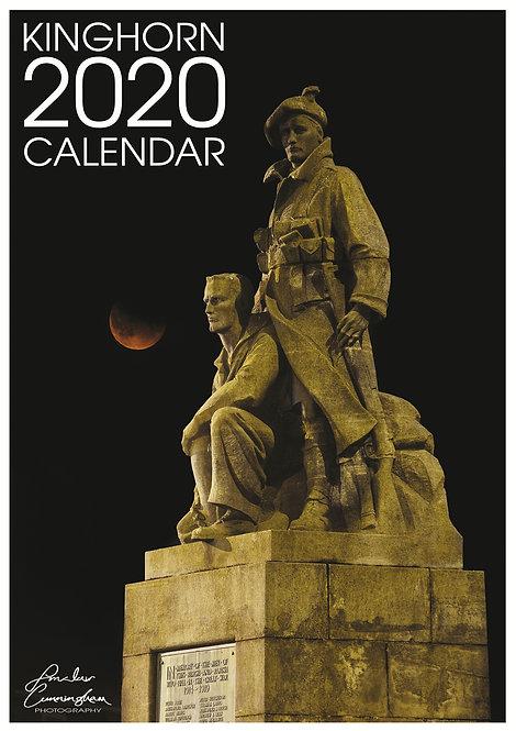 Kinghorn 2020 Calendar - A3 SIZE