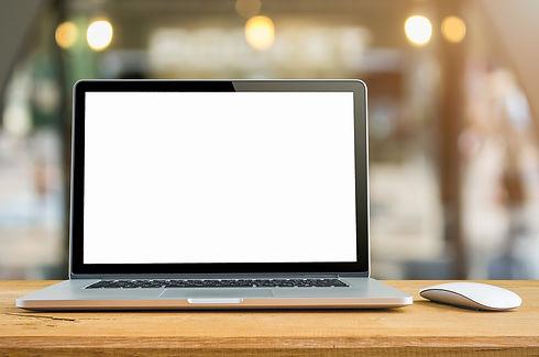 Conceptual workspace, Laptop computer wi