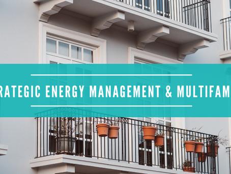 How Strategic Energy Management Addresses Multifamily Energy Efficiency Challenges