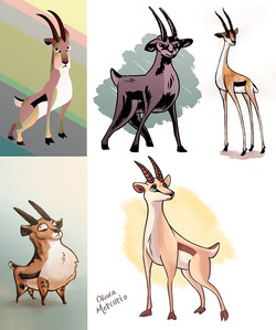 antelope designs