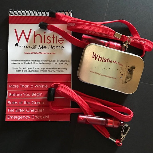Whistle Me Home