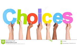 103 Receiver Choices