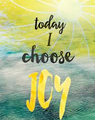 Choose Joyful