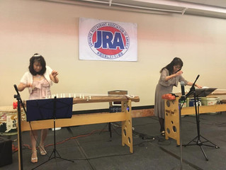 Japanese Food Festival performance at Double Tree Hilton LA