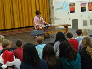 Performance at Charter School in Culver City