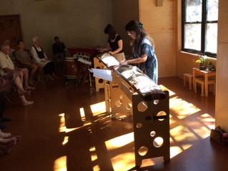 Tassajara Zen Center Performance