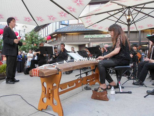 Japan America Chamber Ensemble had concert at Little Tokyo