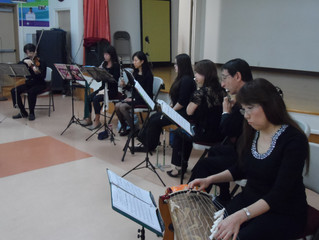 Japan America Chamber Ensemble Concert at Keiro