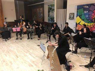 Japan America Chamber Ensemble, Little Tokyo Library Concert.