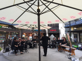 Japan America Chamber Ensemble Live Concert in Little Tokyo