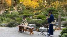 Performance at JACCC Garden