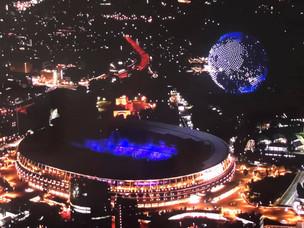 TOKYO 2020 Opening Ceremony