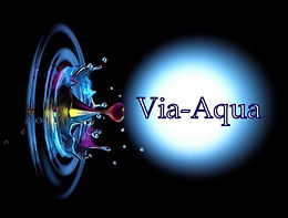 Via-Aqua Fuel Logo.