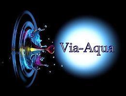 Via-Aqua Fuel Logo.