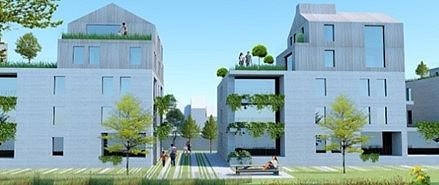 De vastgoedmakelaar bestuurt de Stad