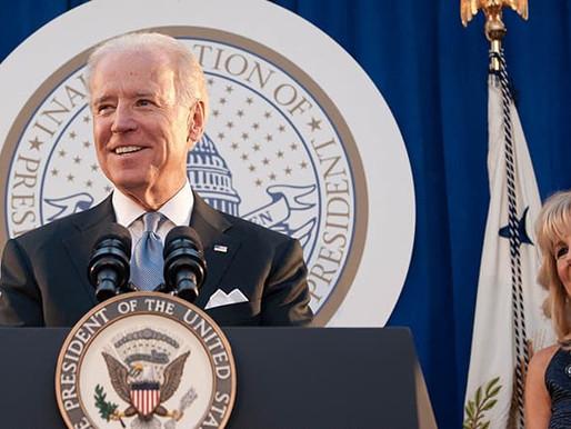 De wens van Joe Biden