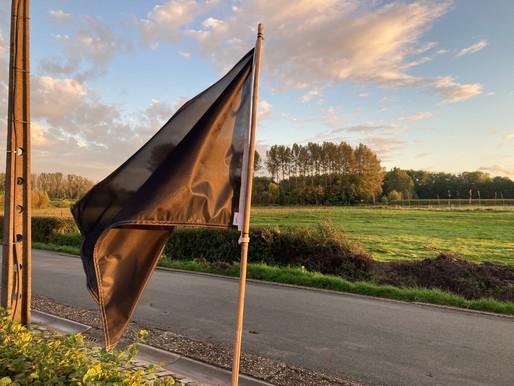 De Zwarte Vlaggen van Metsteren