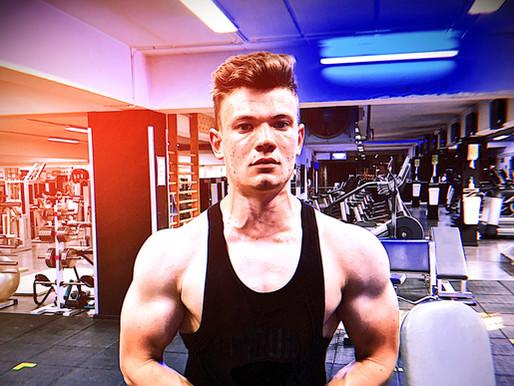 Elektricien Thomas Magnette (19) ziet fitnesshype opnieuw de kop opsteken en start eigen bedrijfje