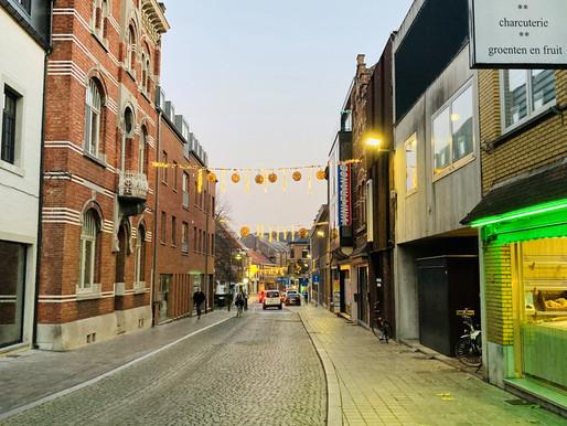 De Lampkesparade van Sint-Truiden