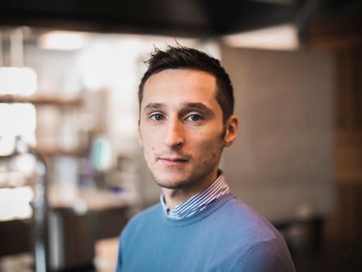 """De brandende passie van Pajtim Bajrami (30):  """"Zodra die Michelinster valt, komt mijn vader eten"""""""