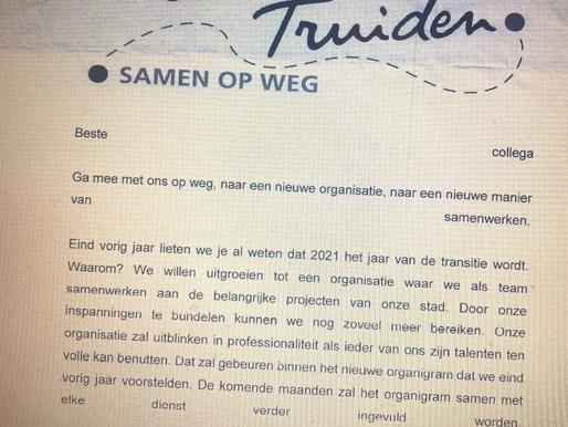Stad Sint-Truiden bestelt opnieuw studie over personeel en stelt externe 'transitie-manager' aan