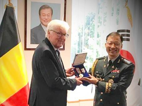 Truienaar Jacques Boyen (76) houdt de 'vergeten' oorlog in Korea onder onze aandacht