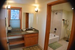 Forest Cabin Master Bath
