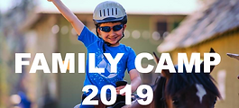 Summer Family Camp 2019