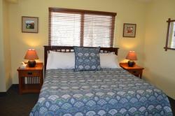 Small Vintage Lodge Room