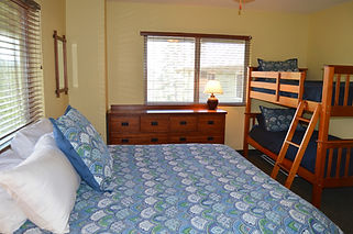 Interior view of Vintage Family Lodge Room