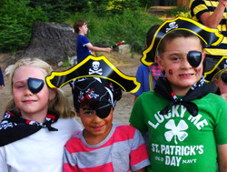 Pirate Theme Party