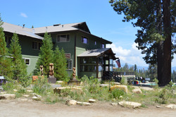 Main Lodge Building